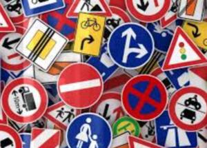 Правила дорожного движения для начинающих водителей.